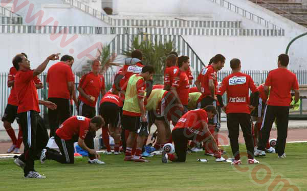 Training Update: AbouTrika, Geddo and Barakat Shine in Practice